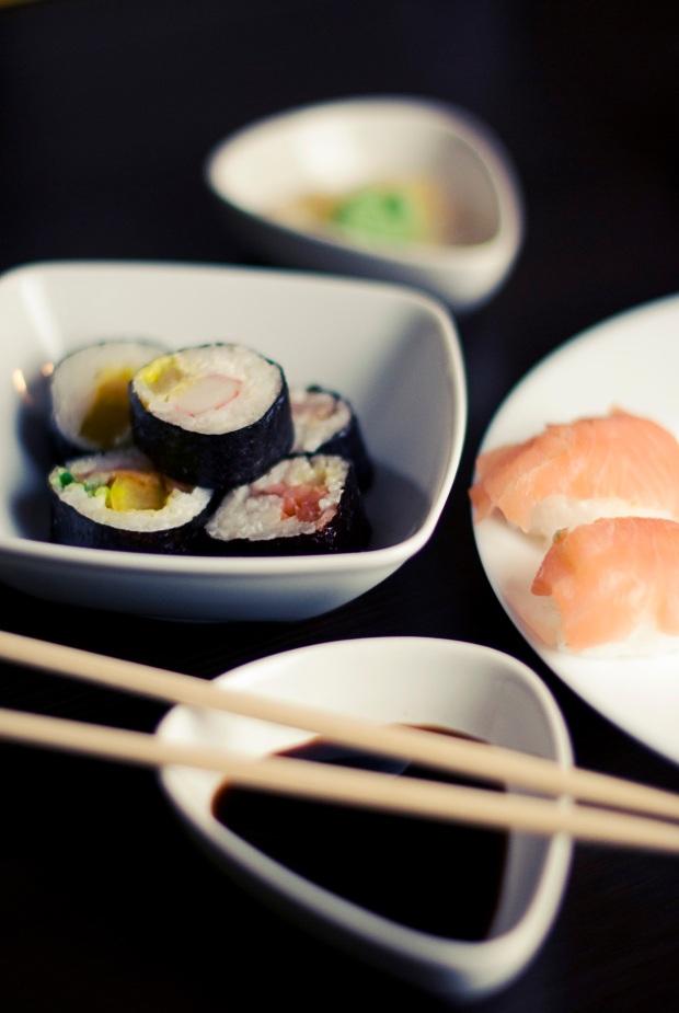 Vin til sushi | vinogvegetar.no